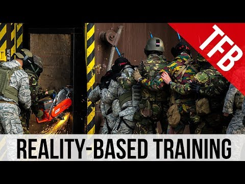 Simunitions And Reality-Based Training: Simulating What Cannot Be Replicated