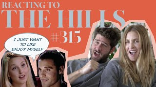 Reacting to 'THE HILLS' | S3E15 | Whitney Port