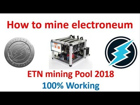best electroneum pool