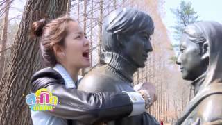 บูม-ปิยพันธ์-โบว์-เมลดา-พาเที่ยวเกาหลี