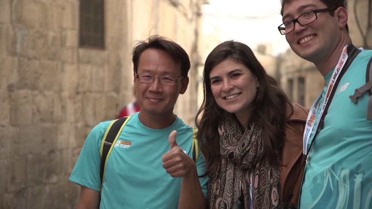 تعرف الى اسرائيل – 50 ثانية في القدس