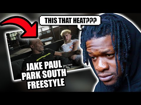 Jake Paul - Park South Freestyle (Official Music Video) Ft. Mike Tyson (REACTION)