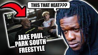 Jake Paul - Pąrk South Freestyle (Official Music Video) Ft. Mike Tyson (REACTION)