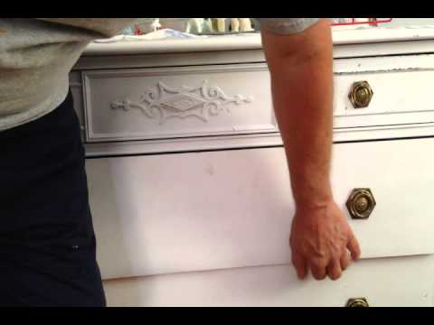 How To Fix Sticking And Hanging Drawers