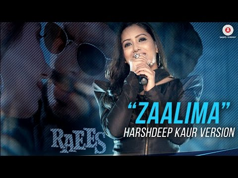 Zaalima - Harshdeep Kaur Version | Raees | JAM8 | Amitabh Bhattacharya Mp3