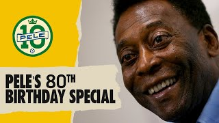 Pele's 80th Birthday Special | FIFA World Cup