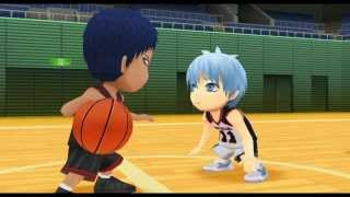 Kuroko no Basuke: Game of Miracles Part 2 (キセキの試合)
