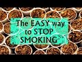 The EASY way to STOP SMOKING in just 12 minutes