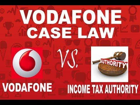 Vodafone case law retrospective tax