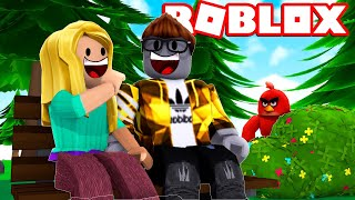 a happy family in ROBLOX [German/HD]