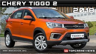 2018 CHERY TIGGO 2 Review Rendered Price Specs Release Date