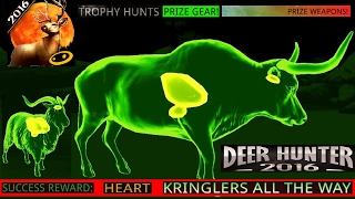 Deer Hunter 2016 [Part 8] [Crazy Animals]