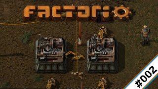 Erste Automatisierung ⚙️ Factorio S2 #002