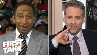 NBA Finals predictions: Stephen A. says Warriors in 6, Max picks Raptors in 6