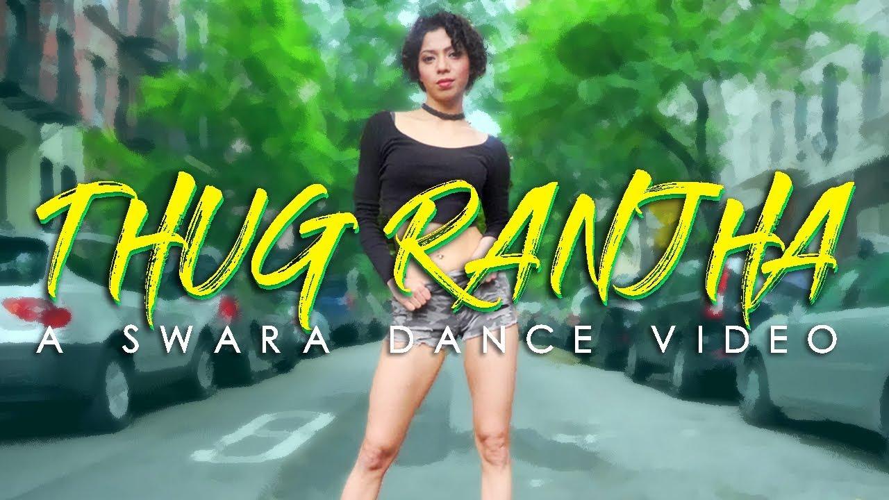 Thug Ranjha (Dance Video) | Akasa | Shashvat Seth | SwaraDance Choreography
