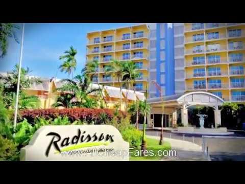 Barbados Travel Guide Radisson Aquatica Hotel