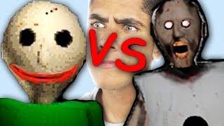 GRANNY vs BALDI