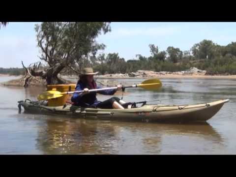 Charters Towers Full Day Kayak Tour