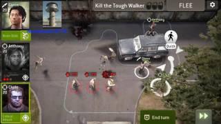 Glenn and pink star Hunters, Ring around the Car isle, Killing Tank...
