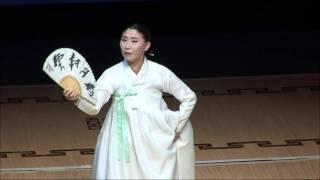 국립국악원 토요명품공연[2015.10.31.] 02. 판소리(Pansori) 수궁가(Sugungga) 중