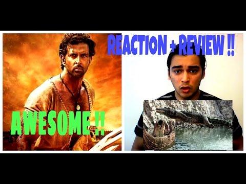 Mohenjo Daro Trailer Reaction | Hrithik Roshan and Pooja Hegde | Ashutosh Gowariker FIlm