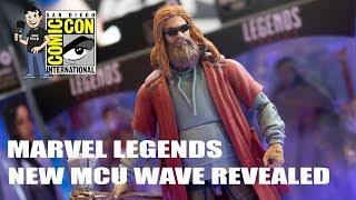 Marvel Legends New MCU Wave Revealed at SDCC 209