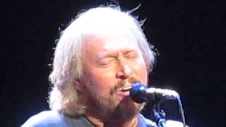 Barry Gibb/Steven Gibb - Got to Get a Message to You- Boston 5.15.14