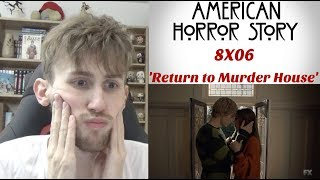 American Horror Story Season 8 Episode 6 - 'Return to Murder House' Reaction