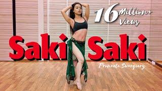 O SAKI SAKI | Batla House | Nora Fatehi | Neha Kakkar |Tulsi Kumar | D COVER BY PRONEETA SWARGIARY