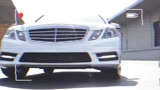 need 4 speed motorsports   mrr hr9 staggered wheels on mercedes benz e350