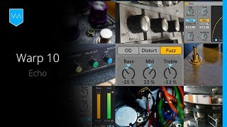 3 Crazy Mixing & Sound Design Hacks with Echo Delay in Live 10 - Ableton Tutorial