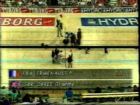 Graeme Obree World Record 4km Individual Pursuit
