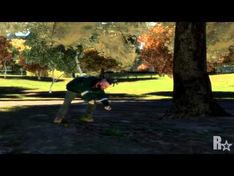 "Journey ""Don't Stop Believing"" (Official Music Video) (Grand Theft Auto IV Version) (Xbox 360)"