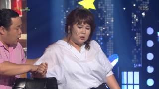 """Hit  개그콘서트 - '이개세' 허민, 김나희 등장에 찬밥 """"서운해라"""". 20150621"""