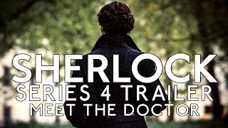 Sherlock Series 4 Trailer: