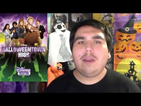Halloweentown High movie review w/ Kevin Falk