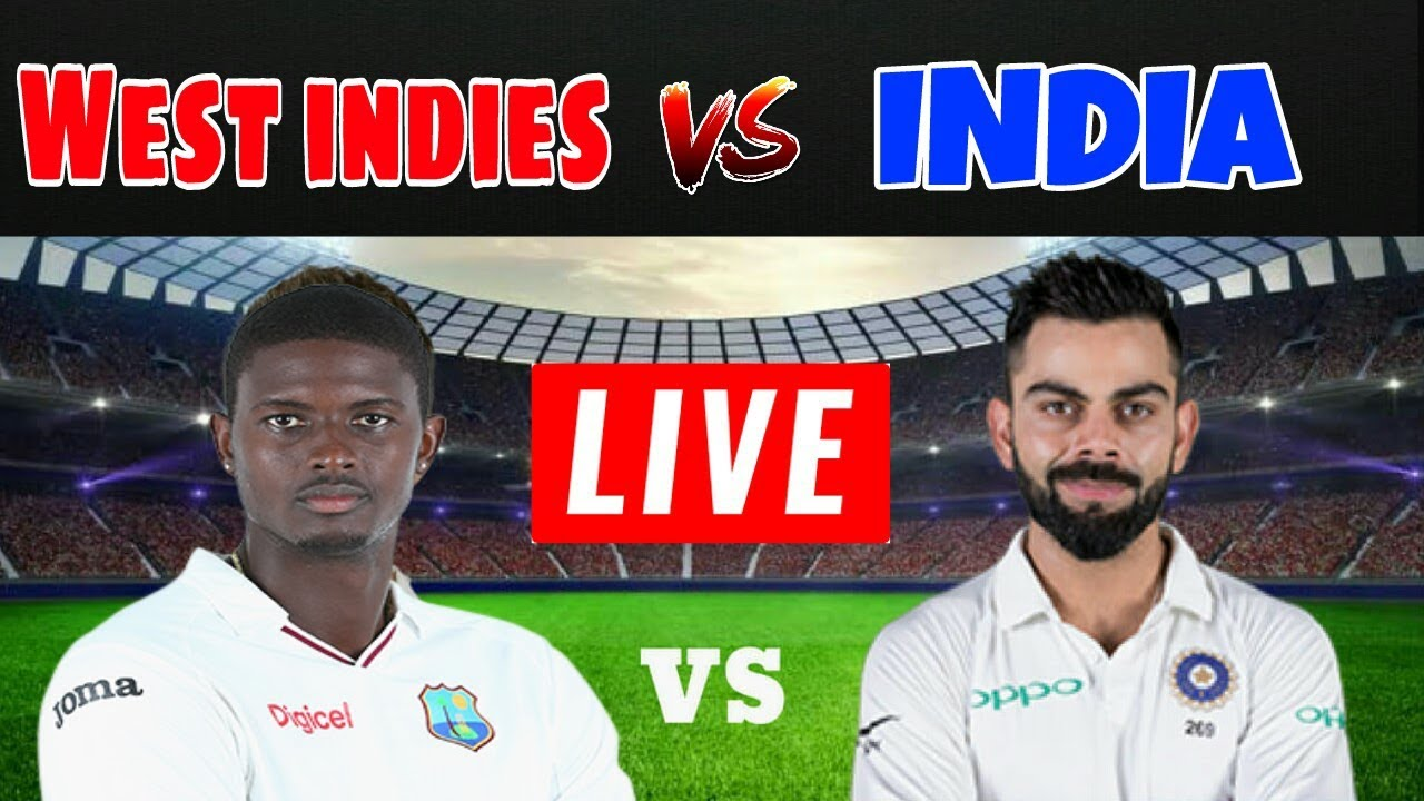 Cricket In India Today >> india vs West indies Live Match Streaming - Live Cricket