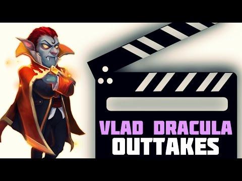 Castle Clash: Vlad Dracula - Evolution Outtakes