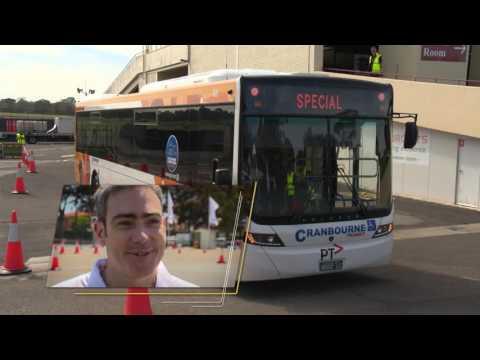 Scania Australia Bus Driver Competition Final 2016