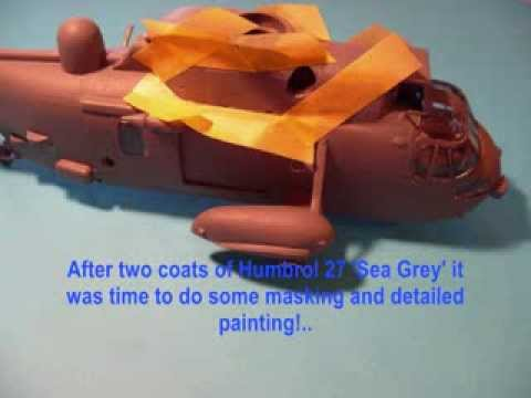 AIRFIX 1/72 Sea King AEW.Mk.2 / ASaC.Mk.7 - A Building Review
