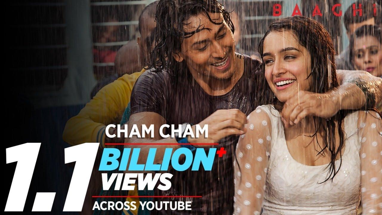 Cham Cham Full Video  Baaghi  Tiger Shroff, Shraddha Kapoor Meet Bros, Monali Thakur Sabbir Khan