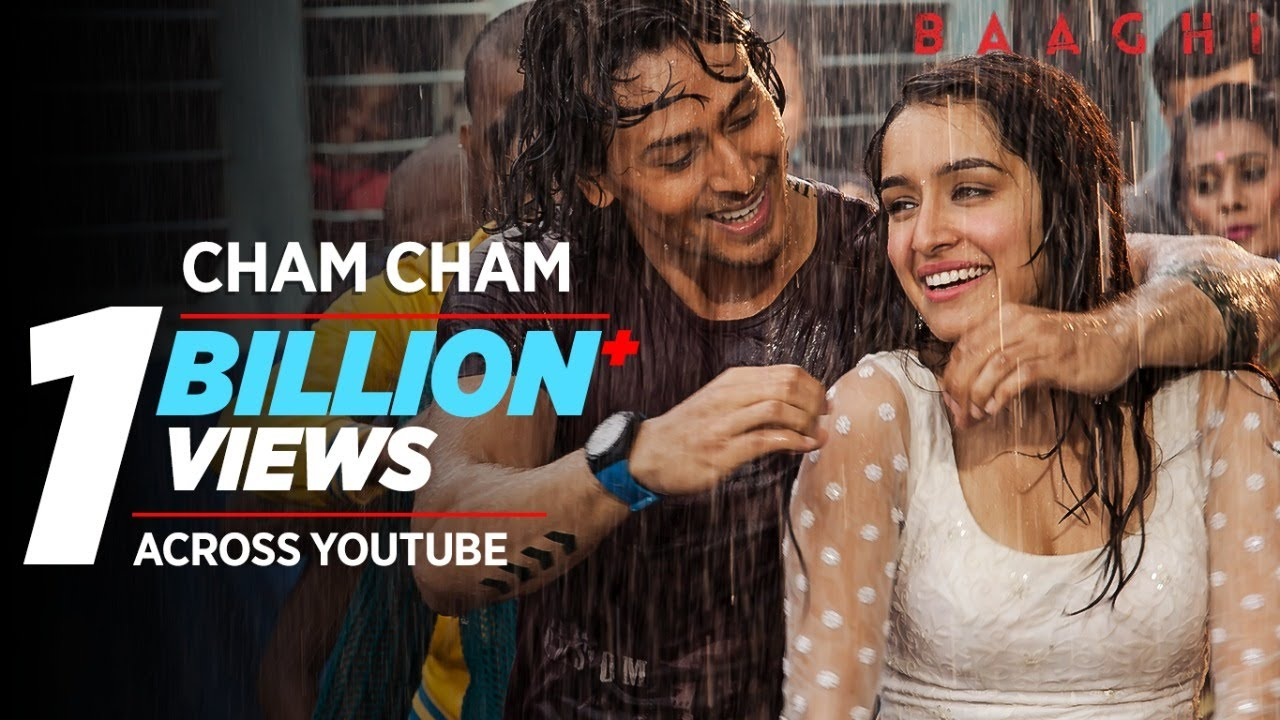 Download Cham Cham Full Video | BAAGHI | Tiger Shroff, Shraddha Kapoor| Meet Bros, Monali Thakur| Sabbir Khan