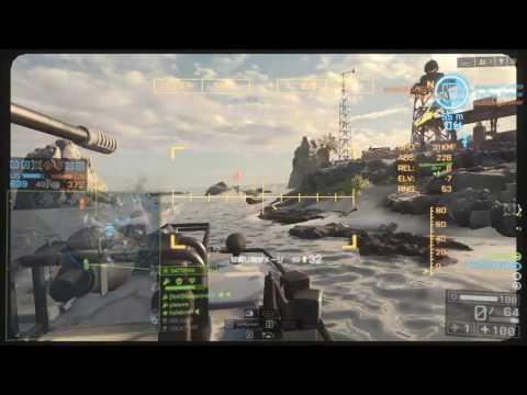 Battlefield4 Fast Attack Boat 22-1 Wave Breaker