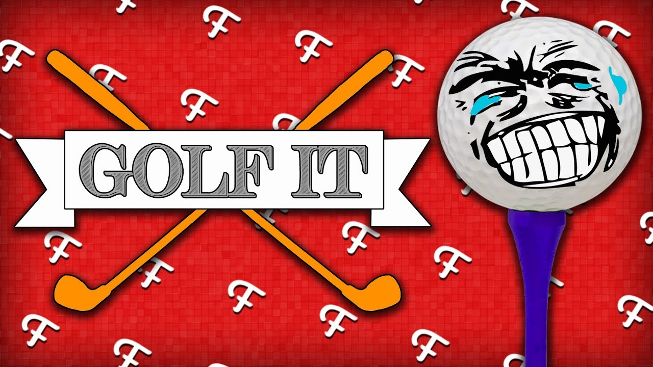 Golf It: Winner Receives A Shoutout! (Online - Comedy Gaming