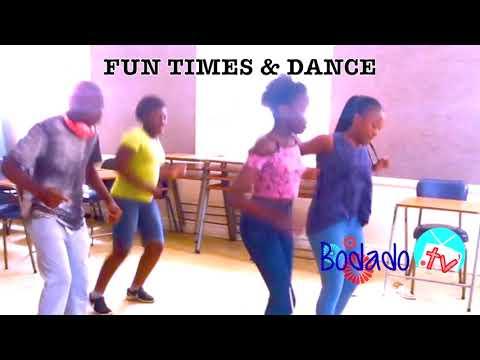 Dance Moves & Fun Times in South Africa#bodado-presenters