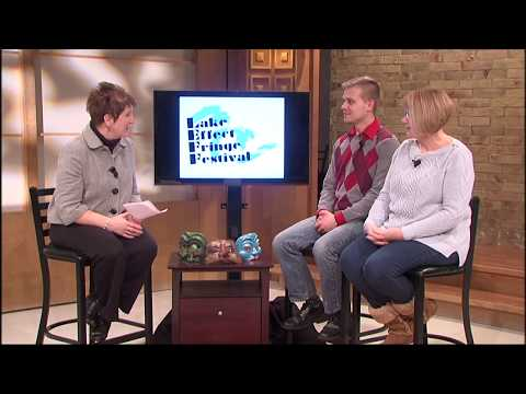WKTV Journal - Lake Effect Fringe Festival - Feb. 8, 2018
