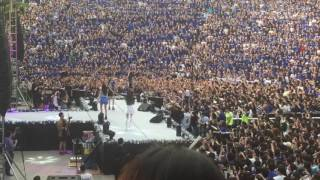 Download lagu [FANCAM] 170520 BLACKPINK (블랙핑크) - Playing With Fire (불장난) @ Yonsei University AKARAKA Festival
