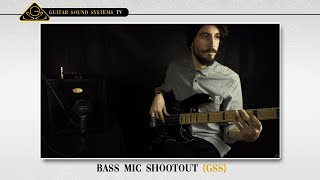 Bass mic shootout