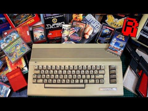 Commodore 64   Meet the C64 with Jan Beta   Trash to Treasure
