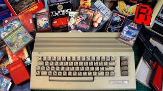 Commodore 64c | Meet the C64 with Jan Beta | Trash to Treasure…